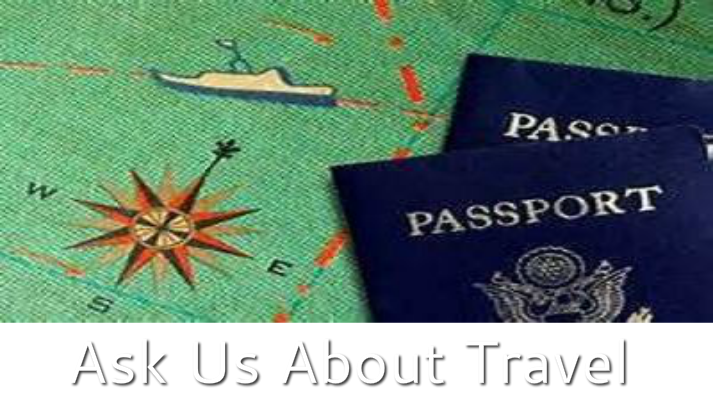 Ask Us About Travel